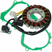 Stator And Gasket For Arctic Cat 250 2x4 4x4 1999 2000 2001 2002 2003 2004 2005