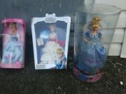 Lot Of Disney Cinderella Doll Toys - Must See