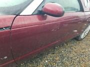02-05 Ford Tbird Thunderbird Oem Driver Left Door Assembly Painted Maroon