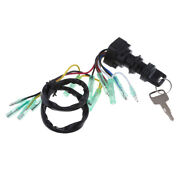 Marine Boat Outboard Motor Engine Starter Ignition Switch With 2 Keys