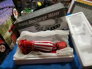 First Gear Ozingafront Discharge Mixer Cement Truck Nice Very Hard To Find