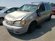 Passenger Right Front Door Electric Windows Fits 98-03 Sienna 5793120