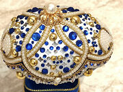 Faberge Egg Pendant Necklace And Bracelet And Faberge Egg Music Box Gift For Women