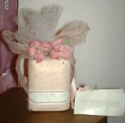Women's Vintage Collectible 2 Dorothy Lam Beautiful Soaps Fancy Sz Approx 5.0