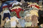 Baby Boy 3-6 Months Clothing Lot