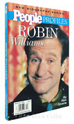Ron Givens Robin Williams People Profiles 1st Edition 1st Printing