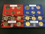 2020 P And D United States Mint Sets Privately Assembled 20 Coins