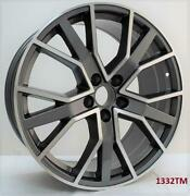 22and039and039 Wheels For Audi Q7 3.0 Prestige 2017 And Up 5x112 22x9.5 +26mm