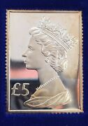 1978 The 25th Anniv Of The Coronation Collection Of Precious Gold Silver Medals