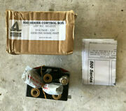 Lewmar 0052531 52531 12v Solenoid Dual Direction Light Weight