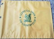 The Country Club Massachusetts Pin Flag By W Campbell G Cornish 2022 Us Open Pga