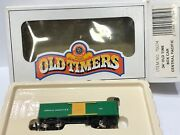 Bachmann N Scale 75074 Old Timers Central Pacific Old Time Box Car