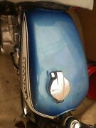 1972 Honda Cl350 Gas Tank And Sidecovers. Original Paint On The Tank .