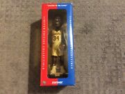 Legends Of The Court Shaquille Oneal Bobblehead White Home Uniform New In Box
