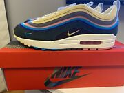 Nike Air Max 1/97 Sean Wotherspoon Extra Lace Set Only New Fast Ship Size 10