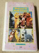 Welcome To Pooh Corner Volume 2 Walt Disney Home Video Vhs Tape 1984 Clamshell