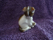 Fine Small Cat Figurine By Rosenthal