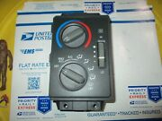 ★ 1996 Sonoma Heater Blower Motor Switch Climate Control Temperature Defroster ★
