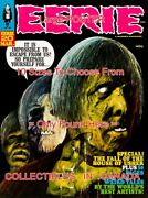 Eerie 1969 20 Ghouls Prepare Yourself = Poster Comic Book 10 Sizes 17 - 57