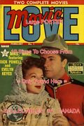 Movie Love 1950 Keyes And Powell Mountie Rooney =poster Comic Book 10sizes 17-64