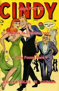 Cindy 1948 Dancing May I Cut In Saw =poster Comic Book 10 Sizes 17 - 5.5 Feet