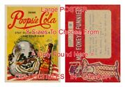 Poopsie Cola 1960 Pop Bottle = Poster Foney Ads / Wacky Pack -ish 8 Sizes 17-41