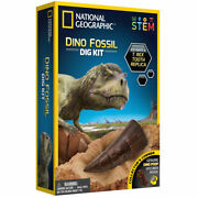 National Geographic Dino Fossil Dig Kit For Kids Toys Xmas Gift Item Au