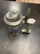 Budweiser Army Stein 1998 Honoring Tradition Andcourage