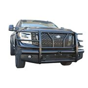 Steelcraft Automotive Hd14080rc Front Bumper W/receiver For 16-21nissan Titan Xd