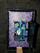 Club 33 Disneyland Haunted Mansion 50th Anniversary Pin Hitchhiking Ghosts Le