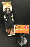 Easter Parade 971andrdquorandrdquo With Near Mint 1959 Gorgeous Barbie In Original Box 850