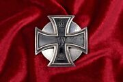 Wwi German 1914 Iron Cross 1st Class - Screw Back And 800