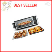 Ninja Foodi Digital Air Fry Oven With Convection, Flip-up And Away To Store Sp10