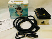 Wagner 705 Wallpaper Power Steamer Remover Stripper Excellent Working Condition