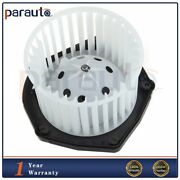 For Chevy Gmc Cadillac Pickup Truck Heater Blower Motor W/fan Cage New