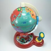 Little Einsteins Vtech Learn And Discover Globe Interactive Disney Toy Rare