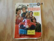 Vintage Chemtoy Movie Viewers -bonanza 1961-the Virginian1966 On Cards
