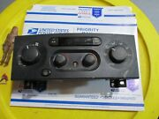 🔥 2002 Cherokee Climate Heater Control Temperature Defroster A/c Switch Module
