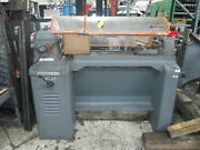 Rockwell Delta Series 46-525 12x 16 340-3200 Rpm Gap Bed Wood Lathe W/cover
