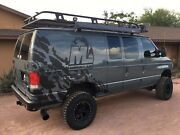 Ford Van 4x4 Converstion Kit 2002 To Present E150e250 And E350