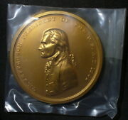 Large Thomas Jefferson Peace And Friendship Medal