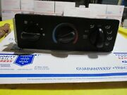 🚘 2004 Ranger Climate Temperature Control Unit Defroster Fan Speed Selector