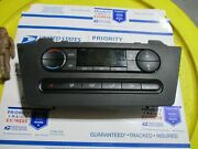 09 Fusion A/c Heater Climate Control Temperature Auto Rear Defroster Lcd Display
