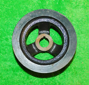 56-65 Ford Mercury Lincoln Nos Eaton Power Steering Pump Pulley 3 15/16 Dished