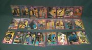 Elvis Presleyand039s River Group Collection Full Dufex Foil Set Of 40 Chase Cards