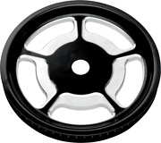 Performance Machine Universal Rear Drive Pulley Contrast Cut 1 0093-7268unvlbm