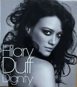 Hilary Duff - Dignity - Japan Limited Edition Cd+dvd Photo Book W/slip Case F/s