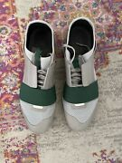 Menandrsquos Balenciaga Race Runners Sneakers Us Size 9/europe 42 Msrp 695