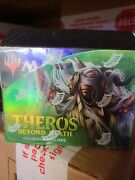 Mtg Magic The Gathering Theros Beyond Death Collector Booster Display X1
