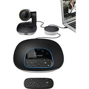 New Logitech Vc 960-001054 Group Video Conferencing System Conference Equipment